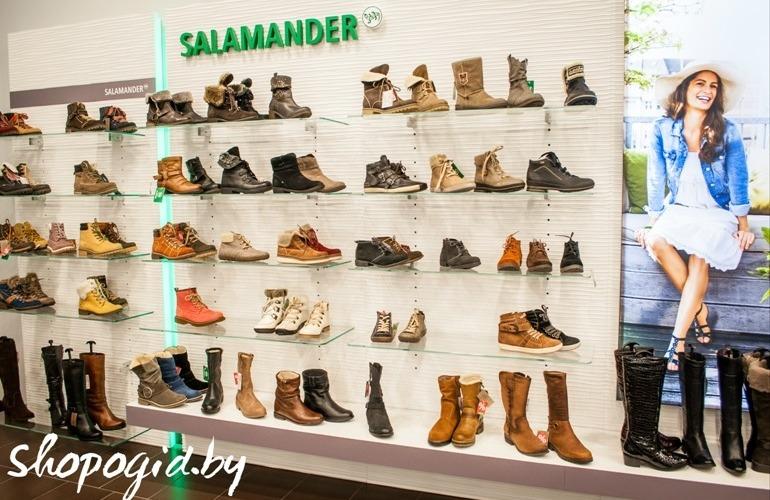 2d674fc6c В фирменном магазине Salamander Минск представлен широкий ассортимент  женской и мужской обуви из натуральных материалов. Здесь всегда можно  купить удобные ...